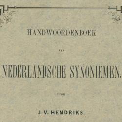 Onbezonnen De Betekenis Volgens Jv Hendriks